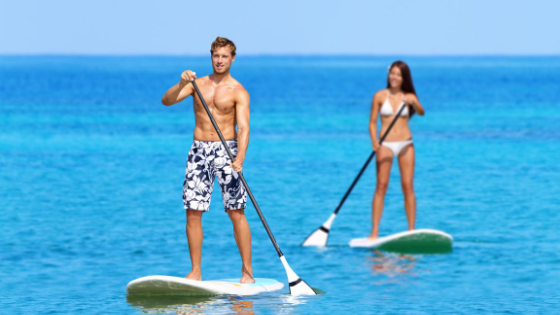 SUP – Stand Up Paddling – Dein neues Hobby!