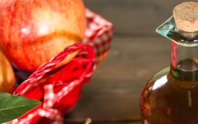 Abnehmen mit Apfelessig