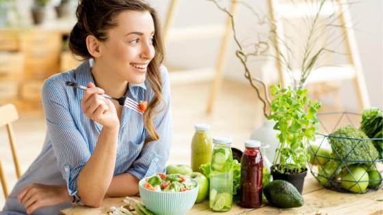 Schnell Abnehmen durch richtige Ernährung